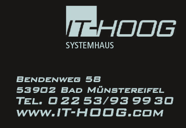 IT Hoog Systemhaus Hardware Software Banner